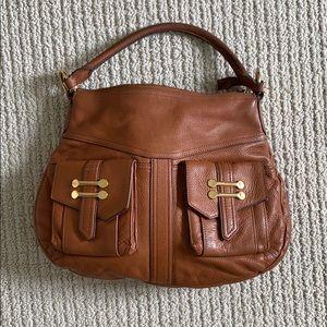 Ralph Lauren Leather Handbag Purse